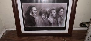 Beatles nice framed picture for Sale in Montgomery, AL