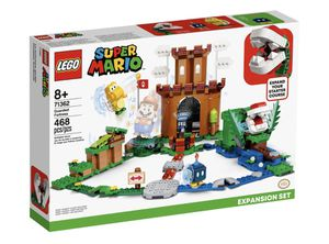 LEGO - Super Mario Guarded Fortress Expansion Set for Sale in Mill Creek, WA