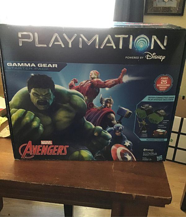 Playmation gamma gear starter pack