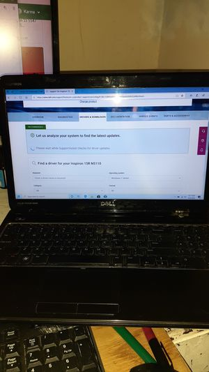 Dell Inspiron 15R N5110 for Sale in Painesville, OH