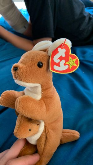 Pouch Beanie Baby for Sale in Tolleson, AZ