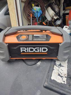 Ridgid. Blue Tooth Radio for Sale in Anaheim, CA