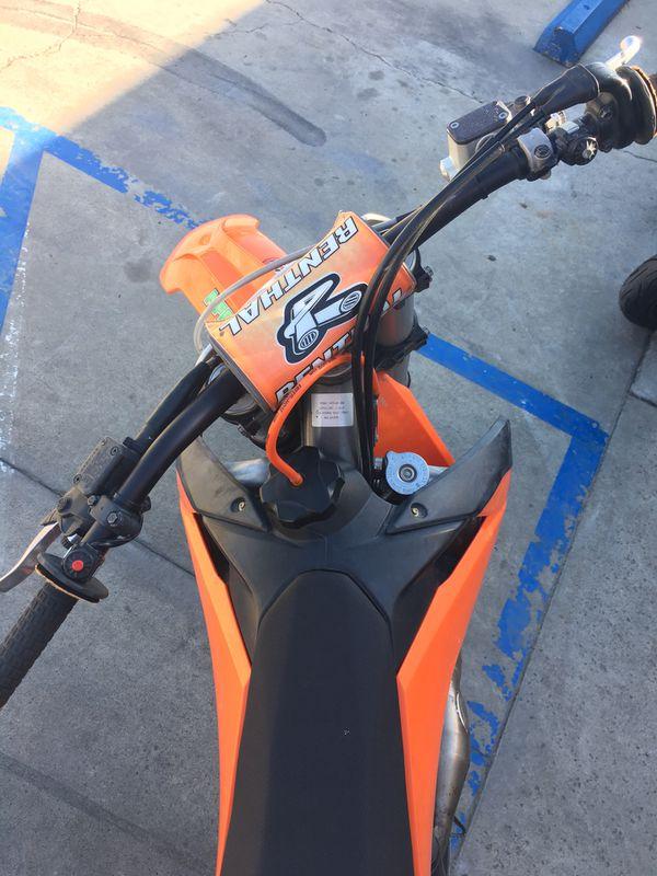 KTM 250 SFX 2013