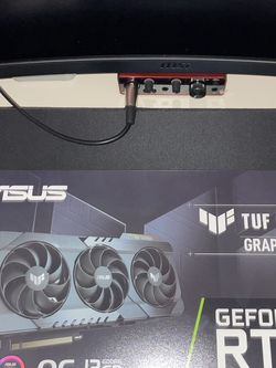 ASUS TUF GAMING RTX 3060 for Sale in The Bronx,  NY