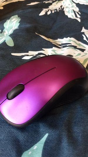 Purple Logitech Wireless Mouse for Sale in Raymond, WA
