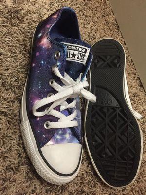 Converse galaxy size 8wom 6men for Sale in Dallas, TX