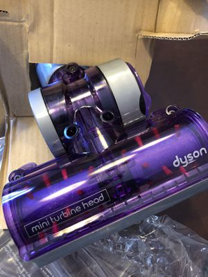 """Dyson Animal """"Mini Turbine Head"""" for Dyson vacuums; brand new $20. Condition: new in the bag with paperwork. for Sale in North Reading, MA"""