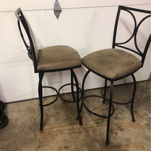 "Tall Chairs 6 of them 30"" From The Floor To The Seat for Sale in Beaverton, OR"