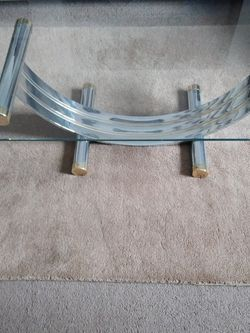 Glass Coffee Table And End Table for Sale in Ravenna,  OH