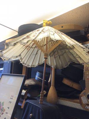 Japanese Antique Umbrella for Sale in Garden Grove, CA