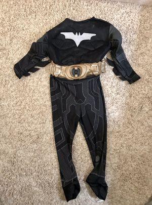 Batman costume - DC comics (3T-4T) for Sale in Bakersfield, CA