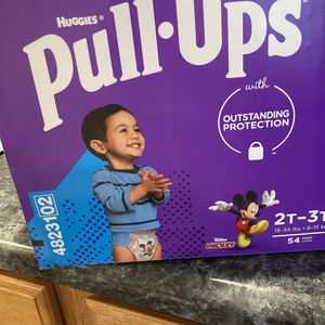Boys pull-ups for Sale in Campobello, SC