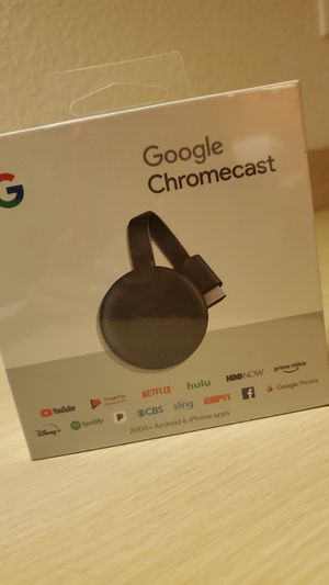 Google CHROMECAST for Sale in Fife, WA