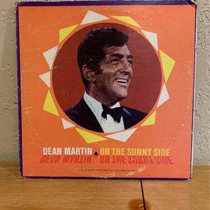 "Dean Martin Vinyl ""On The Sunny Side"" for Sale in Everett, WA"