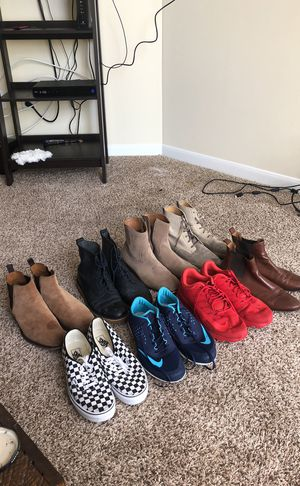 Shoes for sale! Dm for price and size! for Sale in Nashville, TN