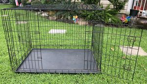 Dog crate/ kennel XL for Sale in Houston, TX