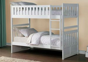 TWIN/TWIN BUNK BED for Sale in Modesto, CA