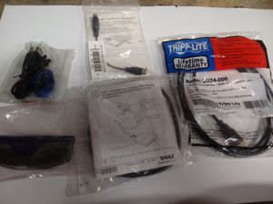 Misc computer parts/cords for Sale in Omaha, NE