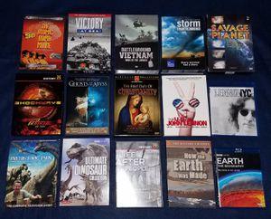 Documentary DVD/Blu-ray's for Sale in Bremerton, WA