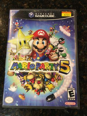 Mario Party 5 for Sale in San Antonio, TX