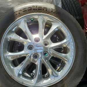 """16""""rims And Tires Good Condition 5lugs $550 for Sale in Cypress, CA"""