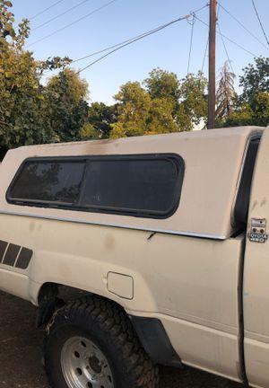 SnugTop camper shell for Sale in Fresno, CA