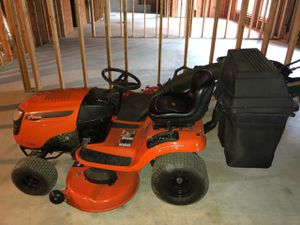Ariens lawn mower with bagger /weed eaters/ hedge trimmers for Sale in Atlanta, GA