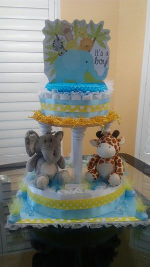 DIAPER CAKES for Sale in Stockton, CA