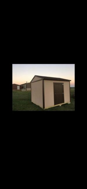 New 10x12 Shed for Sale in Richland Hills, TX
