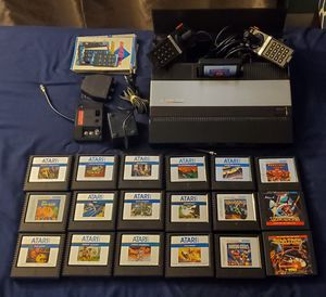 Atari 5200 with games for Sale in Phoenix, AZ