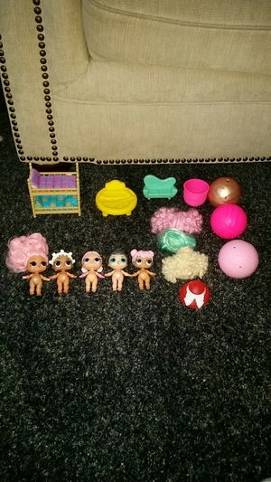 Lol dolls and accessories for Sale in Walled Lake, MI