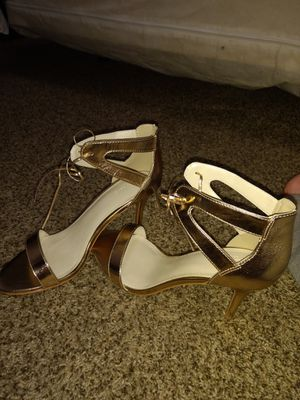 Rose gold heels for Sale in Lithia Springs, GA