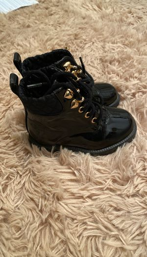 Baby combat boots for Sale in Buckeye, AZ