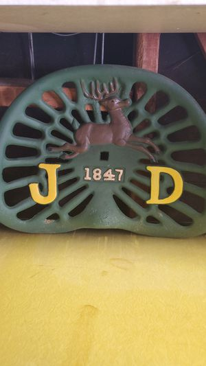 John Deere tractor seat for Sale in Glendora, CA