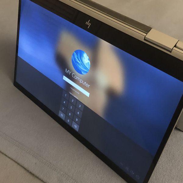 HP ENVY x360 (8th Gen/Intel i5 Quad-Core) Touchscreen (256GB)