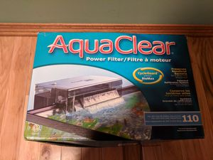 New AquaClear power filter 110 fluval for Sale in Chicago, IL