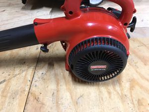 Craftsman leaf blower for Sale in Scenery Hill, PA