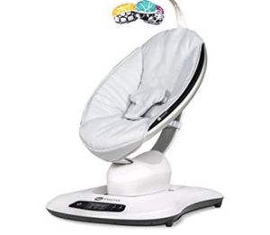 4moms mamaroo Bluetooth enabled swing for Sale in Overland Park, KS