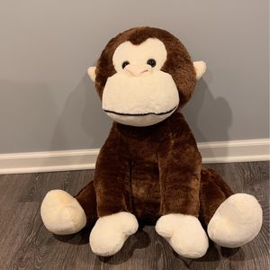 Large Stuffed Monkey for Sale in North Olmsted, OH
