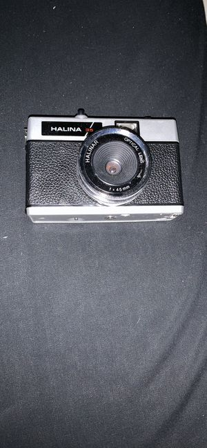 Halina 35mm Film camera for Sale in Winter Springs, FL