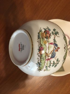 Spode Bone China Elysee Nut/Candy Bowl for Sale in Huntley, IL