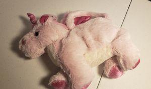 Plushies huggable animal purse unicorn for Sale in Moreno Valley, CA