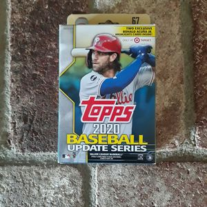 Baseball Cards: Topps 2020 Baseball;Bryce Harper,Mike Trout for Sale in Sunnyvale, CA