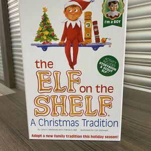 New! Elf On the Shelf (Boy) & Extra TShirt for Sale in Hollywood, FL