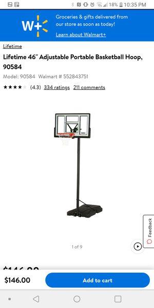 Basketball hoop for Sale in Waterbury, CT