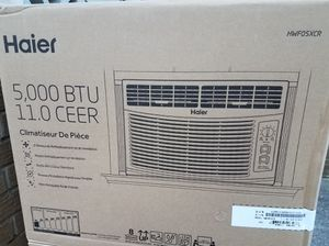 Brand New Haier 5000btu Window Air Conditioner- Model HWF05XCR - AC UNIT for Sale in Nashville, TN