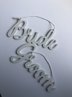 Wedding decor items for Sale in Berwyn, PA