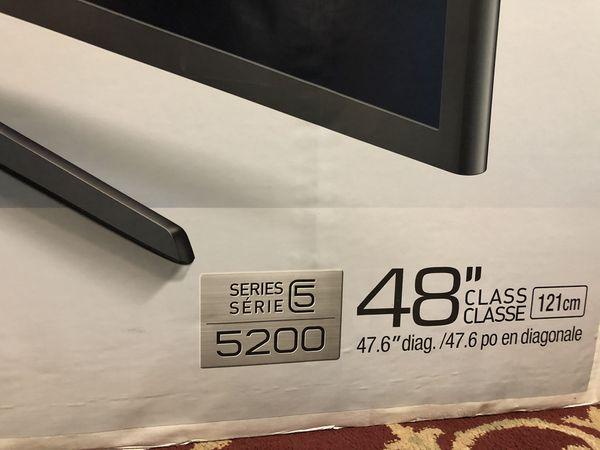 Samsung 48 inch smart tv