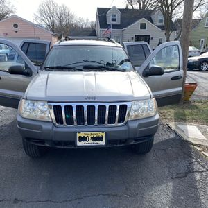 2001 Jeep Grand Cherokee Laredo for Sale in Roselle, NJ