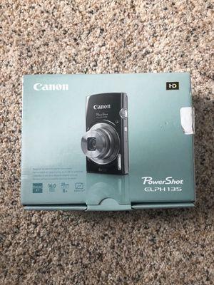 Canon digital camera 16mp for Sale in Amarillo, TX